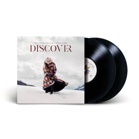 Discover by Zucchero - 2LP - shop now at uDiscover store