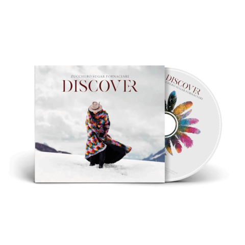 Discover by Zucchero - CD Digisleeve - shop now at uDiscover store