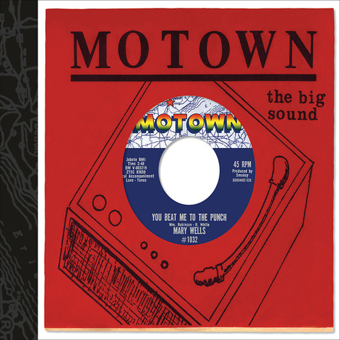 """The Complete Motown Singles Vol. 2: 1962 (4CD + 7"""" Vinyl) by Various Artists - Box set - shop now at uDiscover store"""