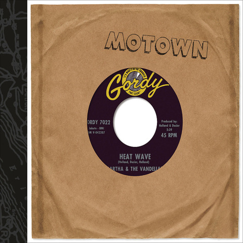 "√The Complete Motown Single Vol.3: 1963 (5CD + Vinyl 7"") von Various Artists - Box set jetzt im uDiscover Shop"
