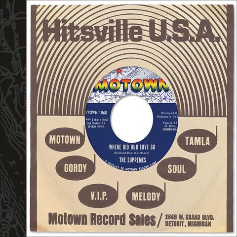 "√The Complete Motown Singles Vol.4: 1964 (6CD + Vinyl 7"") von Various Artists - Box set jetzt im uDiscover Shop"