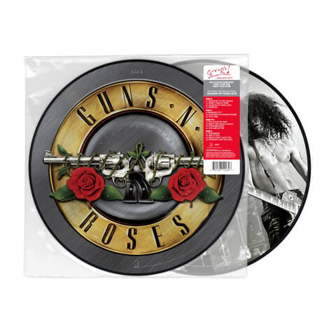 Greatest Hits (Excl. Picture Disc) von Guns N' Roses - LP jetzt im uDiscover Shop
