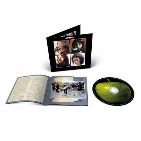 Let It Be (Special Edition) (Standard CD) by The Beatles - CD - shop now at uDiscover store