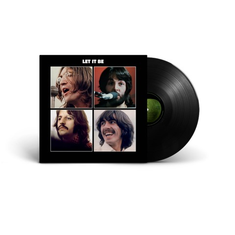 Let It Be (Special Edition) (Standard 1LP) by The Beatles - lp - shop now at uDiscover store