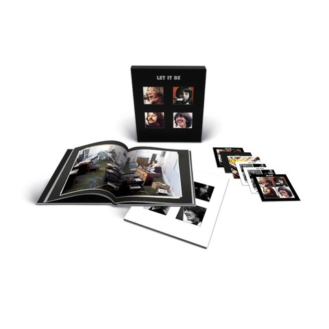 Let It Be (Special Edition) (Limited 5CD + 1BLU-RAY Boxset) by The Beatles -  - shop now at uDiscover store