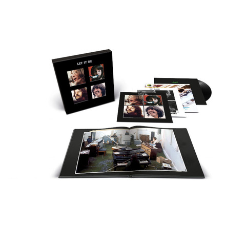 Let It Be (Special Edition) (Limited Super Deluxe Vinyl 4LP + 12INCH) by The Beatles -  - shop now at uDiscover store