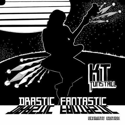 """Drastic Fantastic (Limited 2LP + 10"""") by KT Tunstall - 2LP - shop now at uDiscover store"""