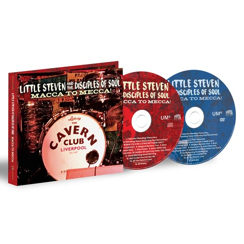√Macca To Mecca! (CD/DVD) von Little Steven & The Disciples Of Soul - CD/DVD jetzt im uDiscover Shop