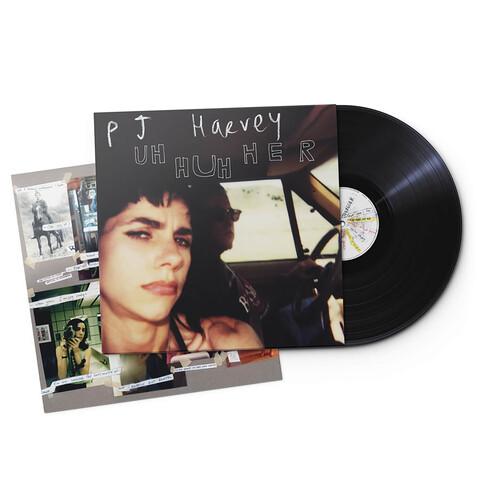 √Uh Huh Her von PJ Harvey - lp jetzt im uDiscover Shop