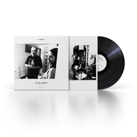 √The Peel Sessions 1991-2004 von PJ Harvey - lp jetzt im uDiscover Shop