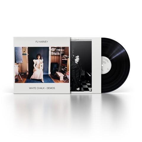 √White Chalk (Demos) von PJ Harvey - lp jetzt im uDiscover Shop