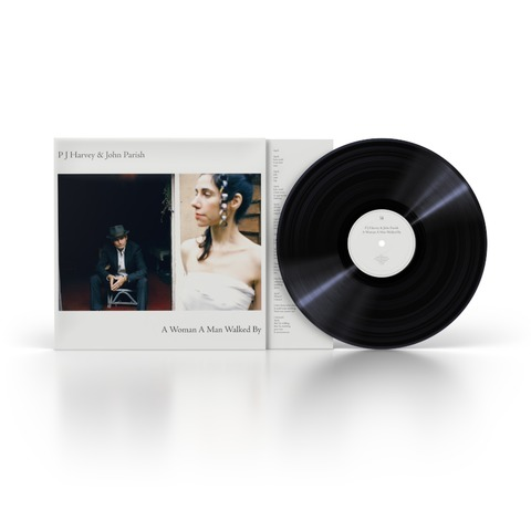 A Woman A Man Walked By by PJ Harvey & John Parish - lp - shop now at uDiscover store