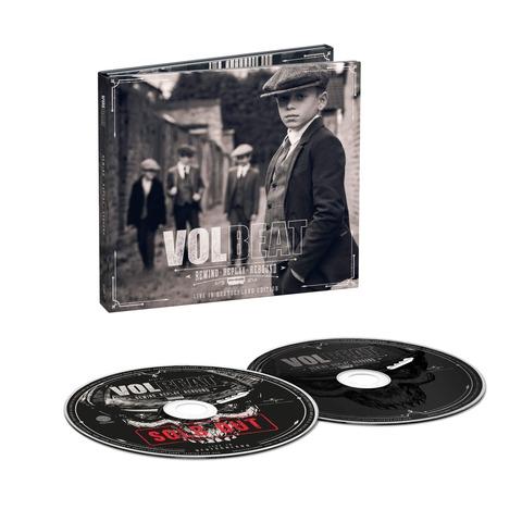 √Rewind, Replay, Rebound: Live In Deutschland - Best Of (2CD) von Volbeat - 2CD jetzt im uDiscover Shop