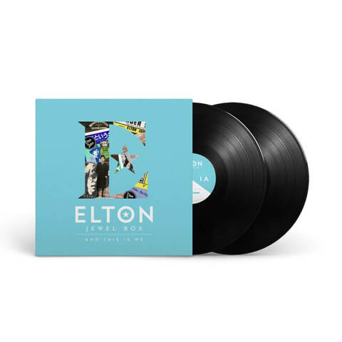 √Jewel Box (And This Is Me 2LP) von Elton John - 2LP jetzt im uDiscover Shop