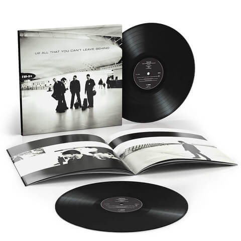 √All That You Can't Leave Behind Standard 2LP von U2 - 2LP jetzt im uDiscover Shop