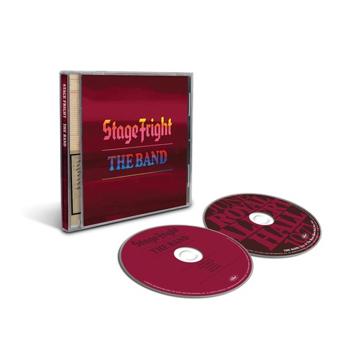 Stage Fright - 50th Anniversary (2CD) von The Band - 2CD jetzt im uDiscover Shop