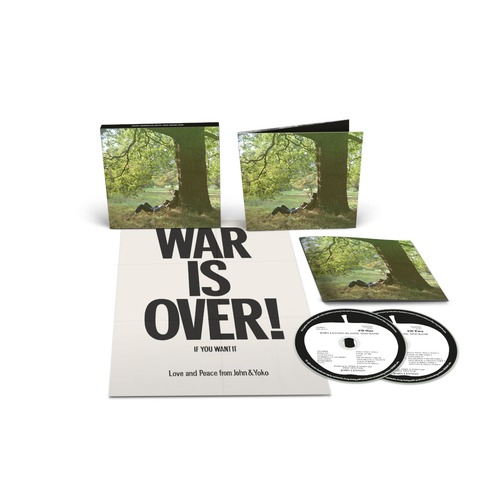 Plastic Ono Band (The Ultimate Mixes 2CD) by John Lennon - 2CD - shop now at uDiscover store