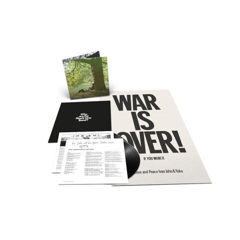 √Plastic Ono Band (2LP Lifetime Edition) von John Lennon - 2LP jetzt im uDiscover Shop