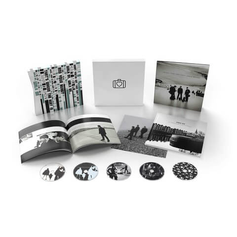 All That You Can't Leave Behind Super Deluxe CD Box Set von U2 - Boxset jetzt im uDiscover Shop