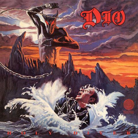 √Holy Diver von DIO - LP jetzt im uDiscover Shop