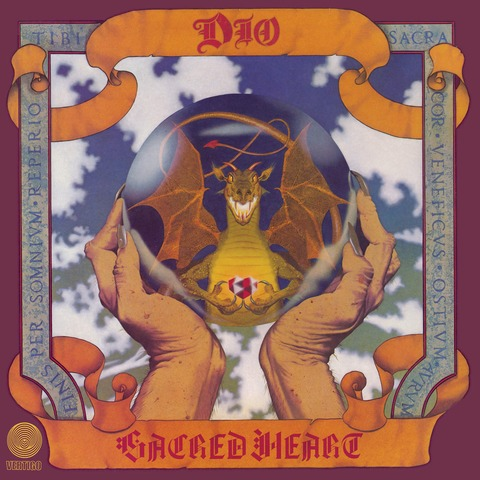 √Sacred Heart von DIO - LP jetzt im uDiscover Shop