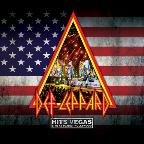 √Hits Vegas, Live At Planet Hollywood (Ltd. Coloured 3LP) von Def Leppard -  jetzt im uDiscover Shop