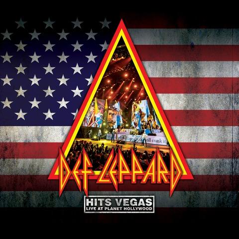 Hits Vegas, Live At Planet Hollywood (Ltd. Coloured 3LP) von Def Leppard - 3LP jetzt im uDiscover Shop