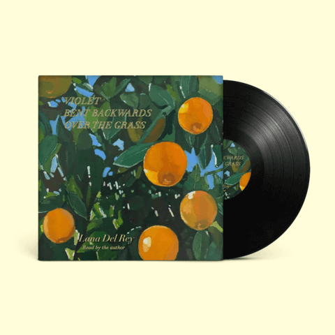 √Violet Bent Backwards Over The Grass (1LP Gatefold) von Lana Del Rey - 1LP jetzt im uDiscover Shop