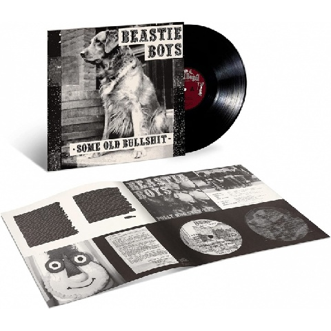 Some Old Bullshit by Beastie Boys - lp - shop now at uDiscover store