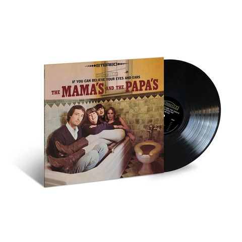 √If You Can Believe Your Eyes & Ears von The Mamas & The Papas - LP jetzt im uDiscover Shop