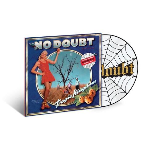 √Tragic Kingdom (Ltd. Picture Disc) von No Doubt - LP jetzt im uDiscover Shop