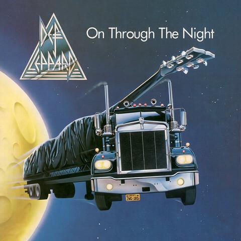 √On Through The Night von Def Leppard - LP jetzt im uDiscover Shop