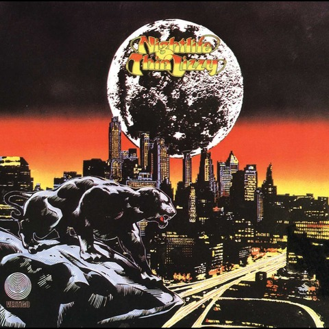 Nightlife (LP Re-Issue) by Thin Lizzy - LP - shop now at uDiscover store