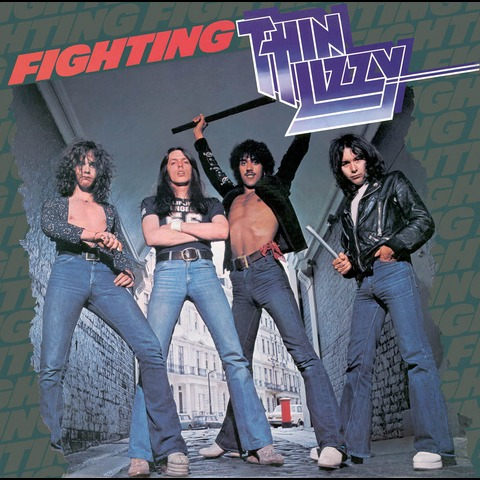 Fighting (LP Re-Issue) von Thin Lizzy - LP jetzt im uDiscover Shop