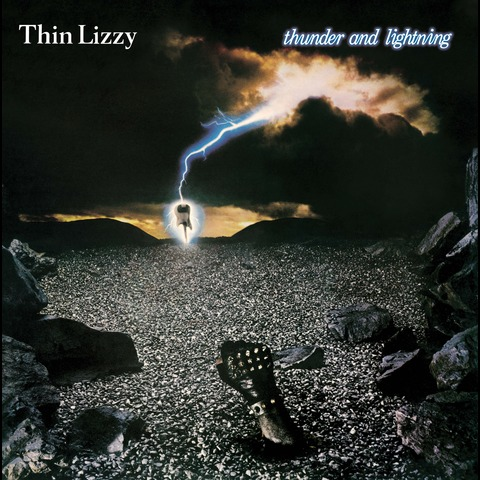 √Thunder and Lightning (LP Re-Issue) von Thin Lizzy - LP jetzt im uDiscover Shop