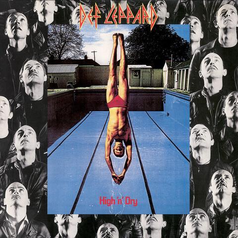 High 'N' Dry von Def Leppard - LP jetzt im uDiscover Shop