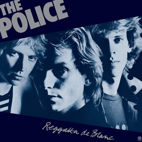 Reggatta Da Blanc (LP Re-Issue) von The Police - LP jetzt im uDiscover Shop
