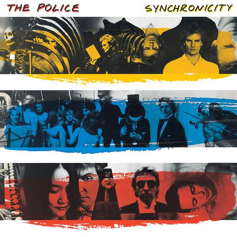 √Synchronicity (LP Reissue) von The Police - LP jetzt im uDiscover Shop