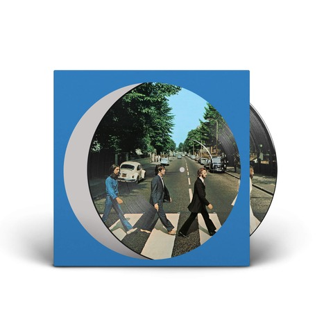 √Abbey Road Anniversary Edition (Ltd. 1LP Picture Disc) von The Beatles - LP jetzt im uDiscover Shop