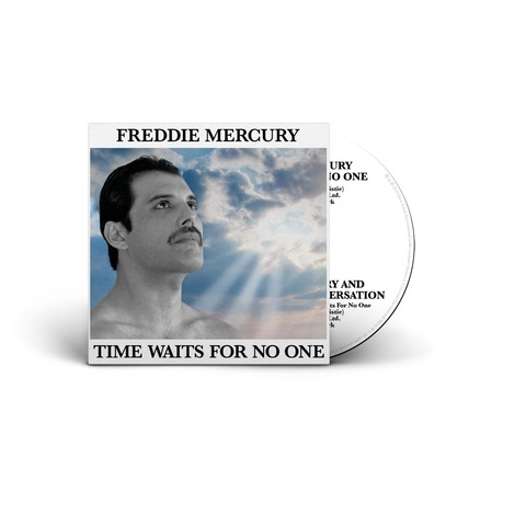 √Time Waits For No One (Single) von Freddie Mercury - CD jetzt im uDiscover Shop