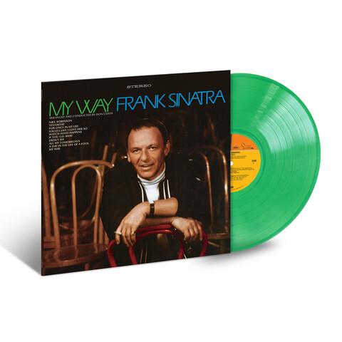 √My Way (Ltd. Colour LP) von Frank Sinatra - LP jetzt im uDiscover Shop