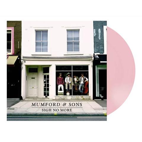 √Sigh No More (Ltd. Coloured LP) von Mumford & Sons - LP jetzt im uDiscover Shop