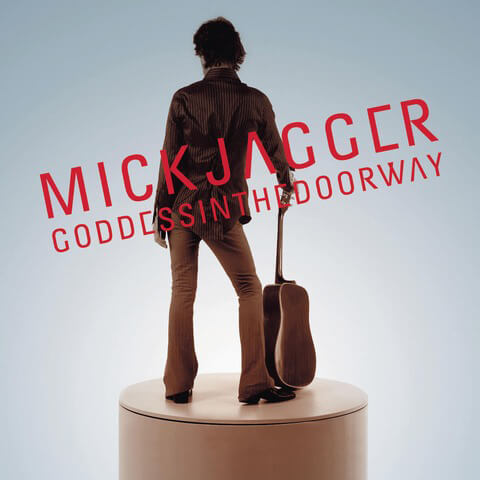 Goddess In The Doorway (LP Re-Issue) von Mick Jagger - 2LP jetzt im uDiscover Shop