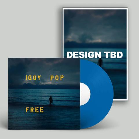 √Free (Ltd. SIGNED Poster Bundle) von Iggy Pop - LP Bundle jetzt im uDiscover Shop