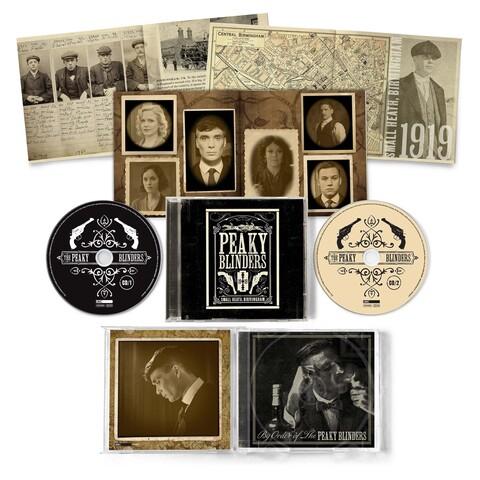 √OST Peaky Blinders von Various / Peaky Blinders - CD jetzt im uDiscover Shop