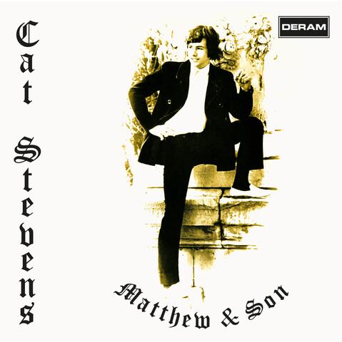 √Matthew & Sons (LP Re-Issue) von Cat Stevens - LP jetzt im uDiscover Shop