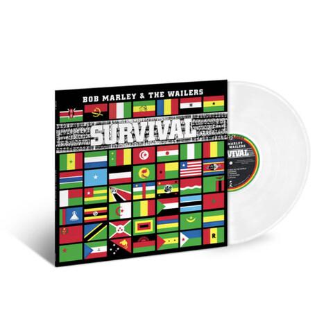 √Survival (Ltd. Clear Vinyl) von Bob Marley & The Wailers - LP jetzt im uDiscover Shop