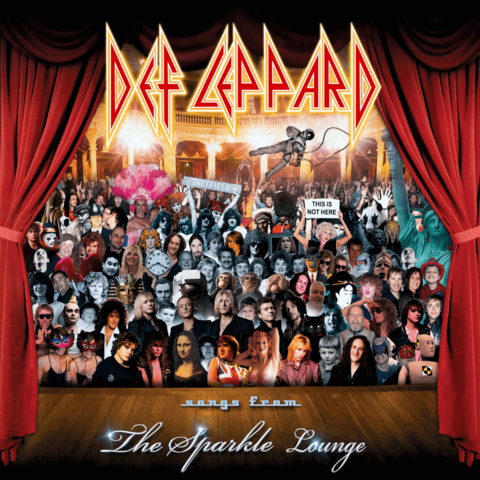 √Songs From The Sparkle Lounge von Def Leppard - lp jetzt im uDiscover Shop