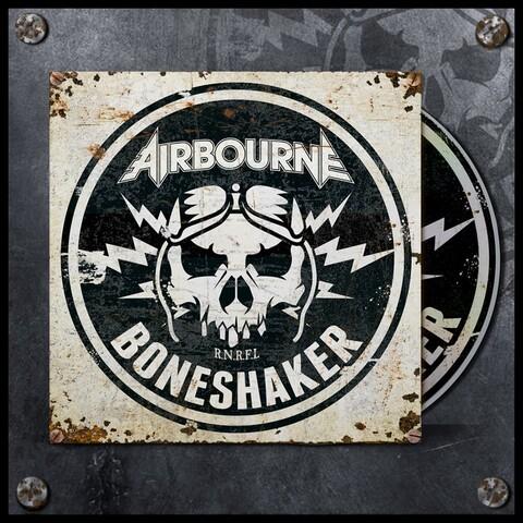 √Boneshaker (Ltd. Deluxe Edition) von Airbourne - CD jetzt im uDiscover Shop