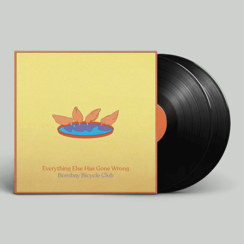 √Everything Else Has Gone Wrong von Bombay Bicycle Club - LP jetzt im uDiscover Shop